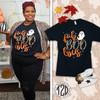 Fab-BOO-lous Halloween T-Shirt Product Image