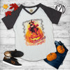 I Put A Spell on You Vintage V-Neck Flat
