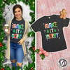 Make it Merry Christmas T-Shirt Product Image