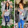 Christmas FRIENDS T-Shirt Lifestyle