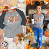 Pumpkin Spice Fall Raglan