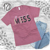 Blessed Mess T-Shirt Flat