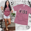 Blessed Mess T-Shirt Product Image