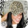 T2D Vintage Leopard Logo Hat Product Image