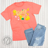Squeeze the Day Graphic T-Shirt Flat