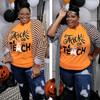 Trick or Teach Halloween T-Shirt Lifestyle 2