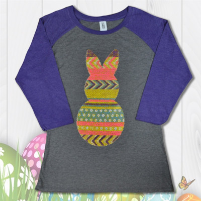 2e9dd7260722e Easter Bunny T-Shirts: Trendy & Cute Styles for Easter Sunday ...
