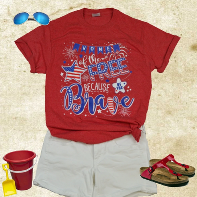 8ebd1acee Top 4th of July T-Shirts for The Whole Family - Tees2urdoor