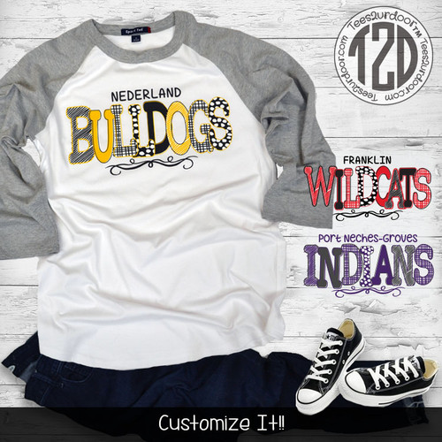 a11f9228 Custom School Spirit Shirts & Teacher Tees | Tees2UrDoor