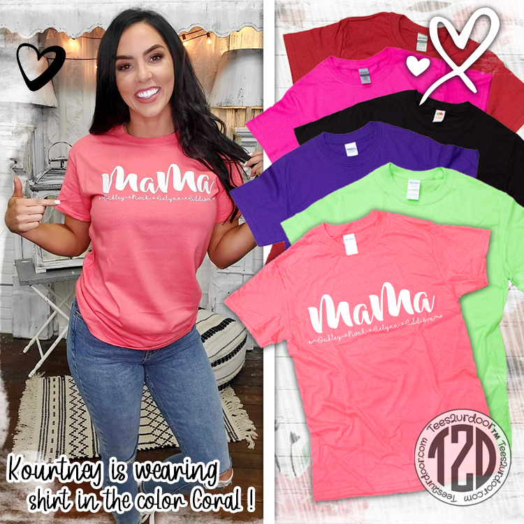Personalized Mama product Image