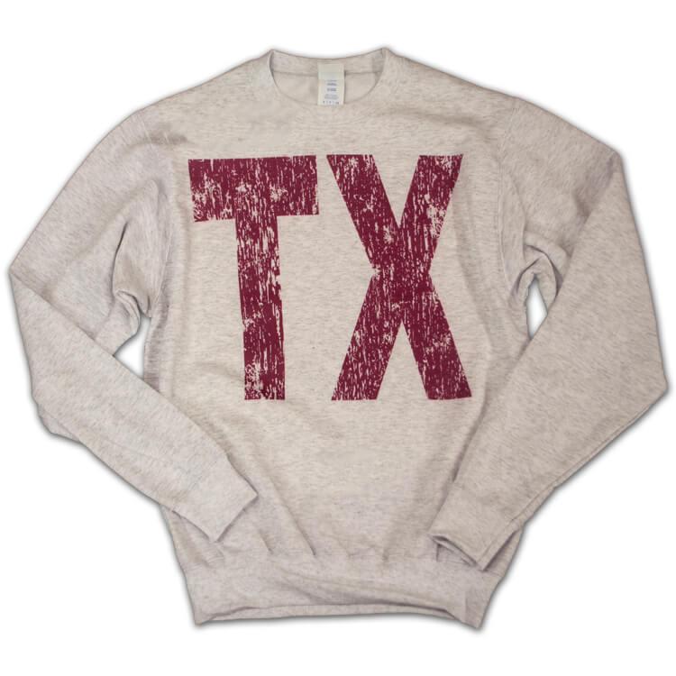 State Sweatshirt Flat