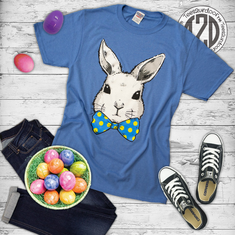 Monogrammed Easter Shirts Delivered Right to Your Door