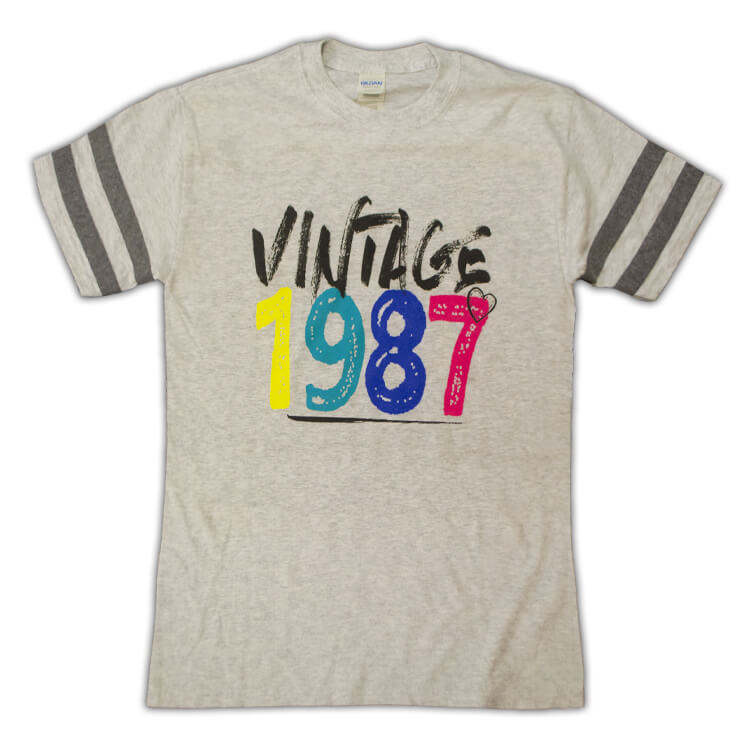 Vintage Birth Year Product  Image