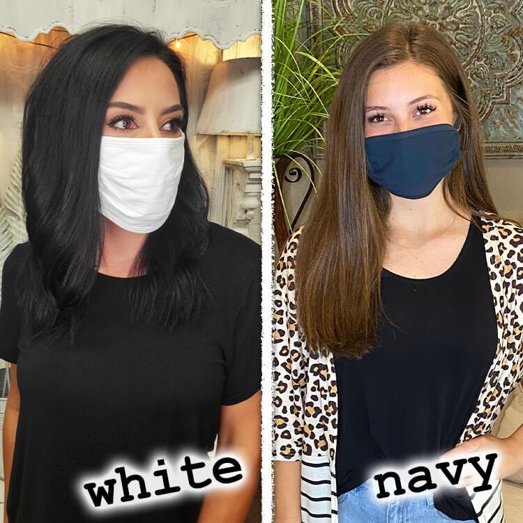 Lightweight Everyday Cotton Mask Lifestyle