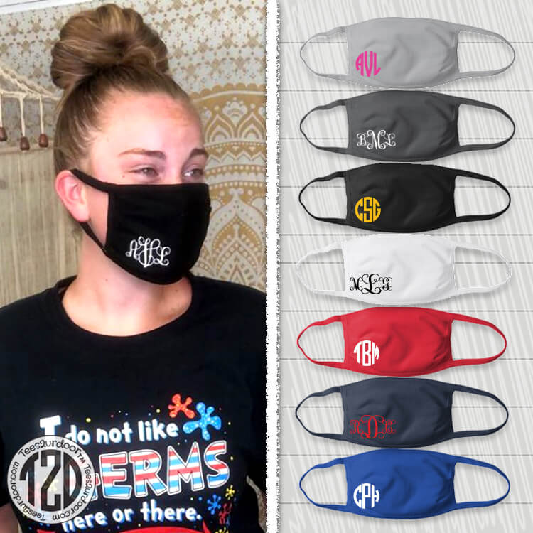Personalized Lightweight Mask Product Image