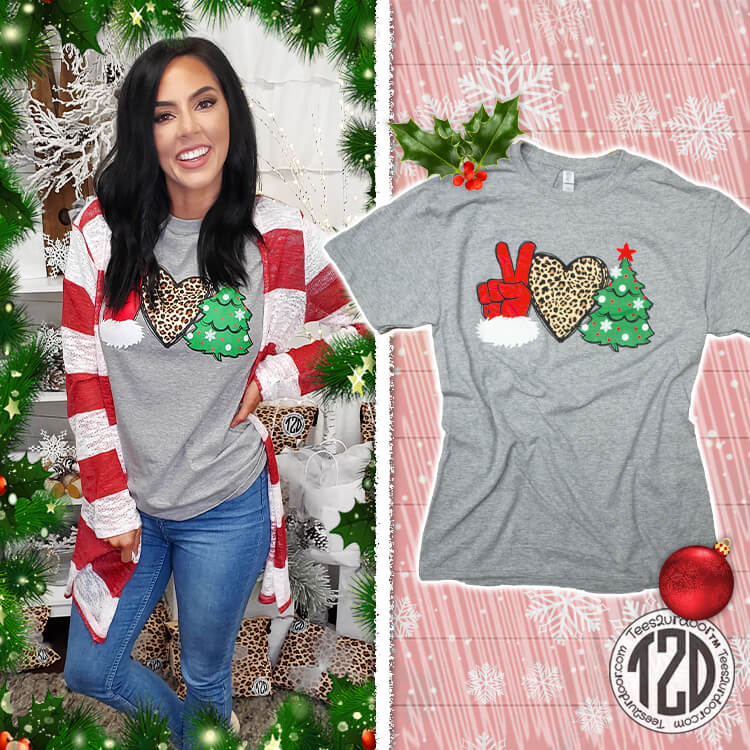 Peace Love Christmas Product Image