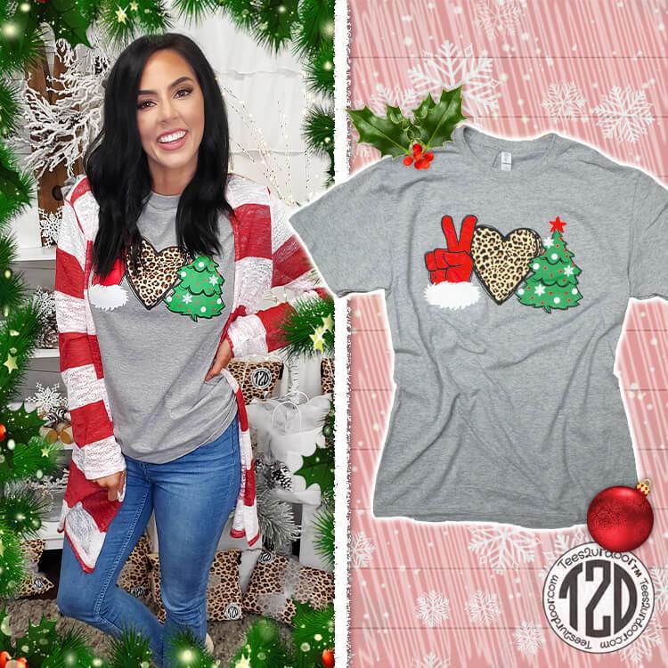 Peace Love Christmas Product Image