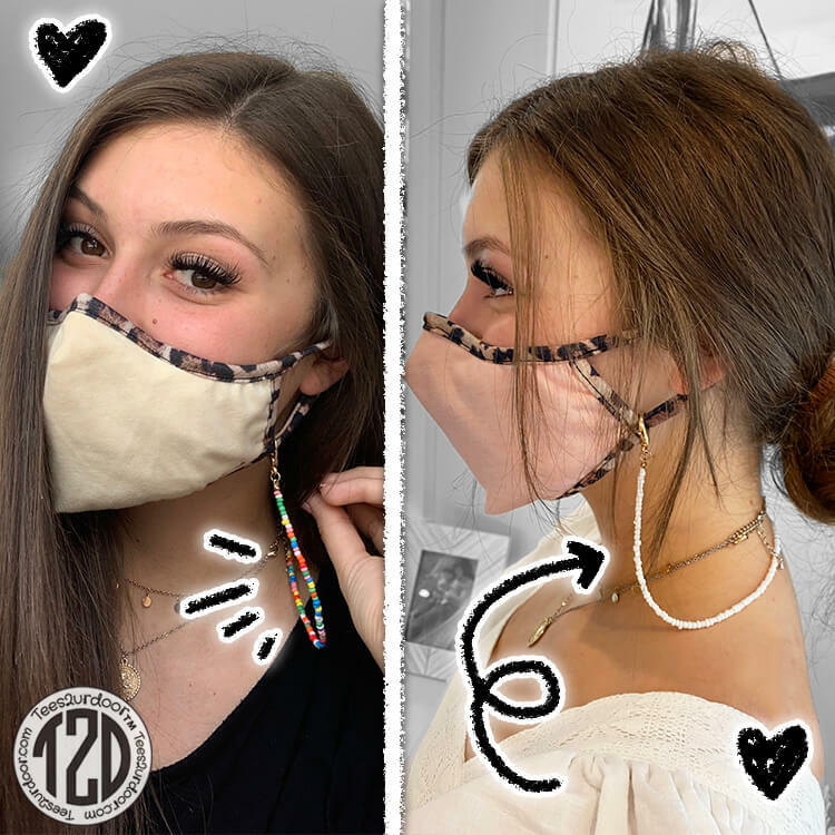 Mask Chains Lifestyle