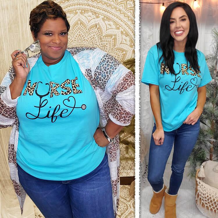 Nurse Life T-Shirt