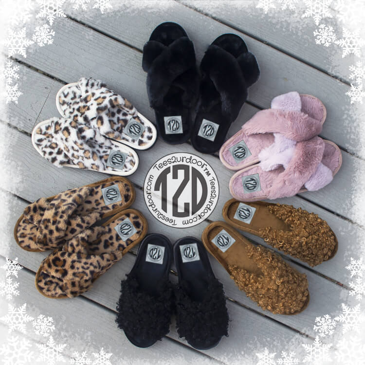 Comfy Slide Slippers Product Image
