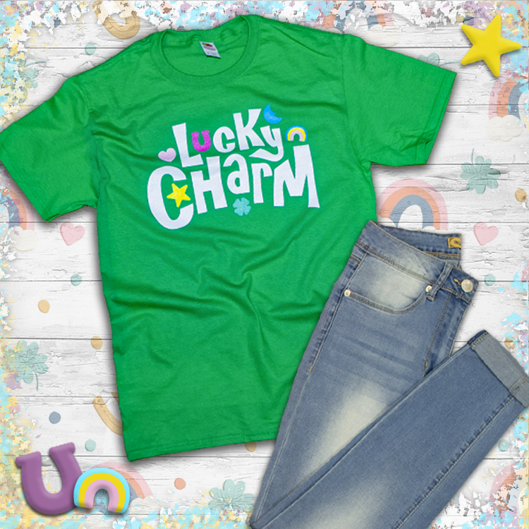 Lucky Charm Flat Image