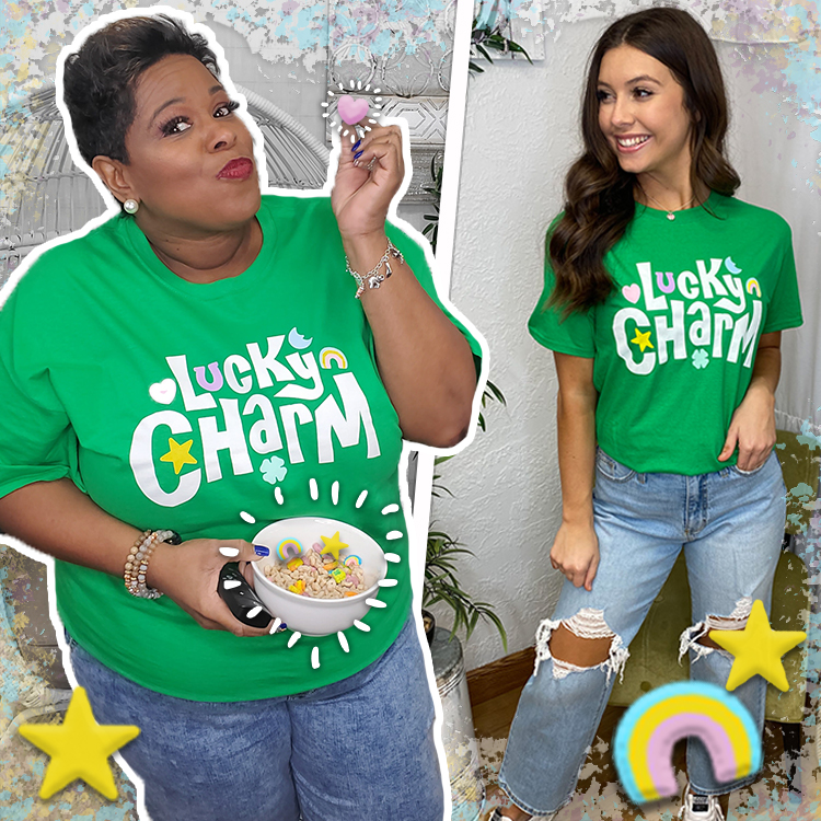 TCP DADDY/'S LUCKY CHARM GIRLS GREEN TOP T SHIRT 12-24M 2T-4T ST PATRICK/'S DAY