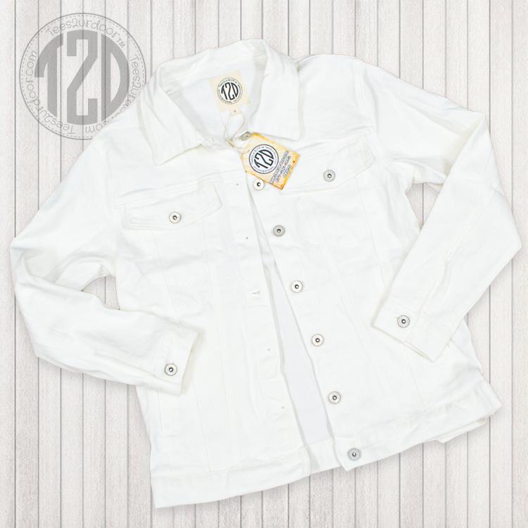 The Ultimate Stretch Denim Jacket