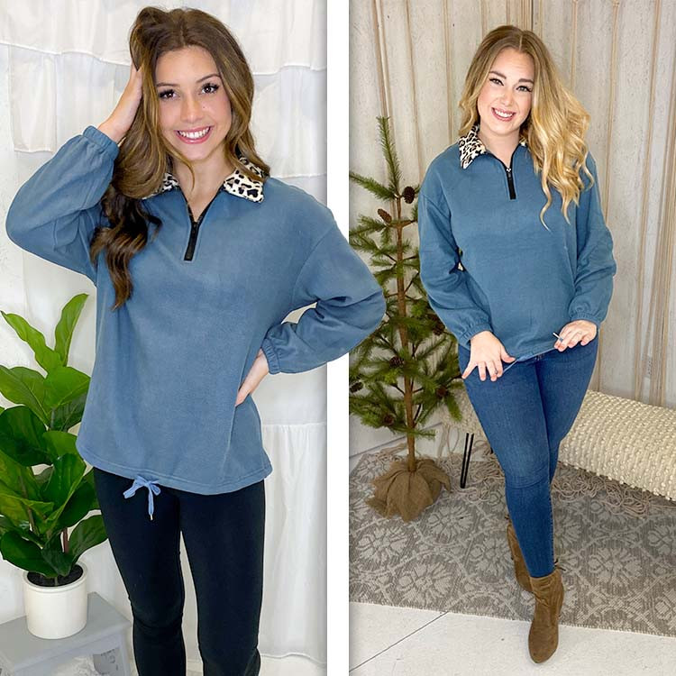 The Stivey Pullover