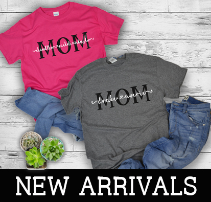 Custom and Monogrammed T-Shirts and Accessories Delivered Right to Your  Door.  d59b5ae49