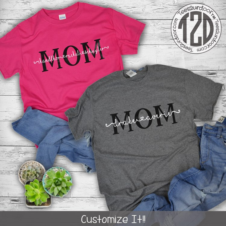 4694257d6 Custom and Monogrammed T-Shirts and Accessories Delivered Right to ...