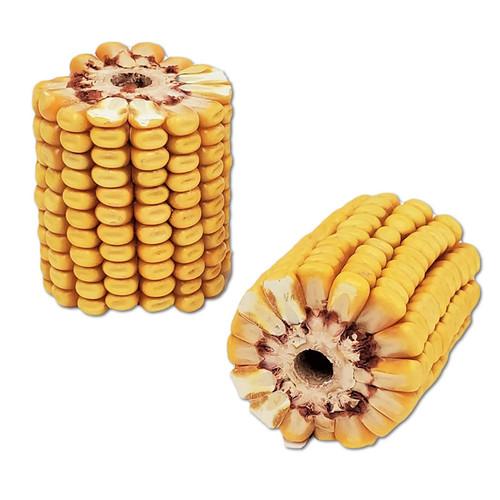 Drilled Corn Cob -