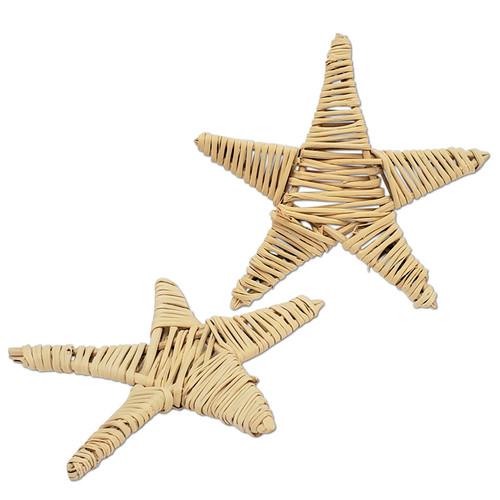 12cm Vine Star -