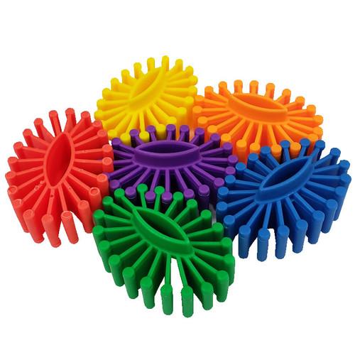 Plastic Oval Gears -