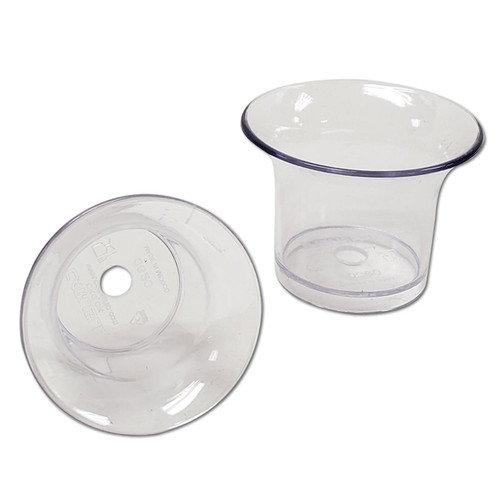 Acrylic Foraging Cup -