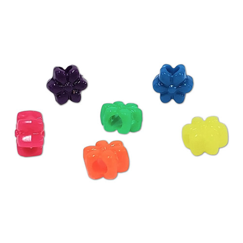 1/2 lb Floral Pony Beads -
