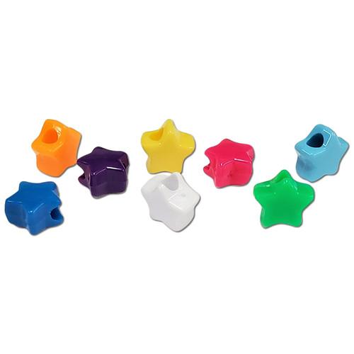 1/2 lb Star Pony Beads -