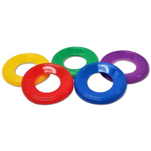 Plastic Donut Disc -