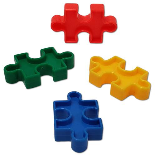 Plastic Puzzle Links -