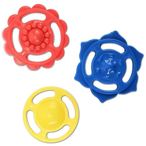 Plastic Flower Disc -