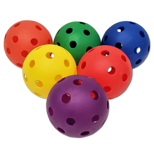 "3-1/2""  Plastic Softball -"