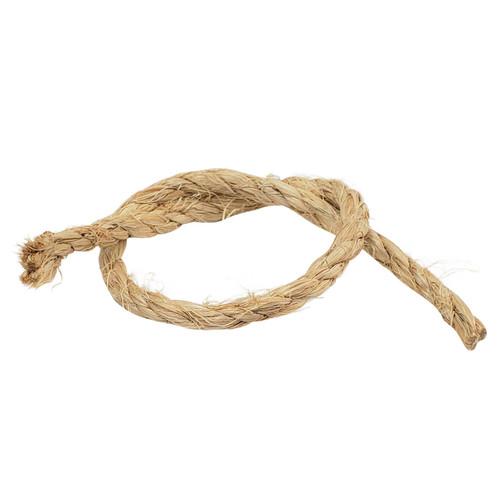 """1/4"""" Sisal Rope Per Yard -"""