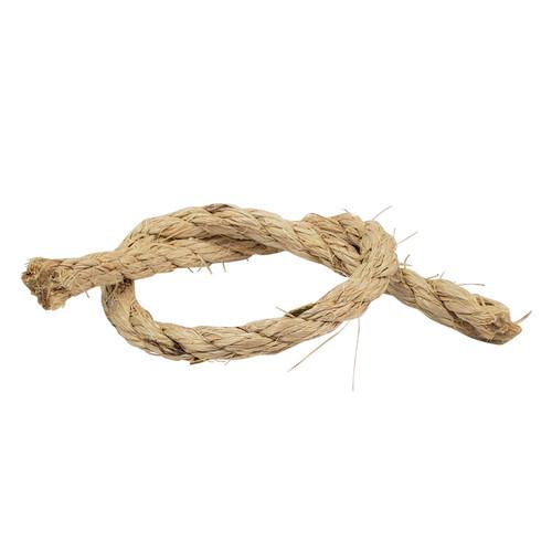 """3/8"""" Sisal Rope Per Yard -"""