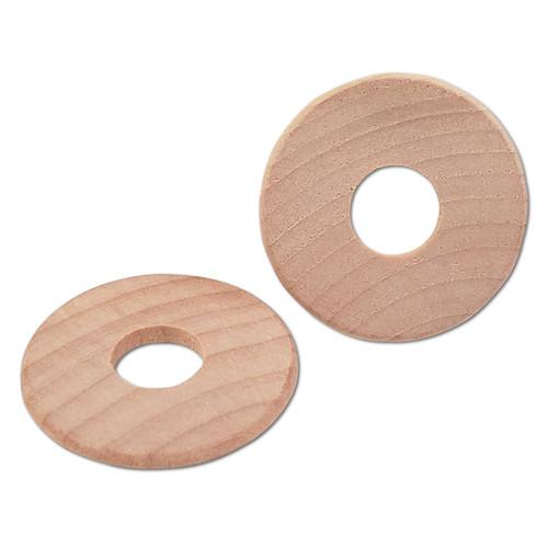 "1-1/2"" Wood Disc -"