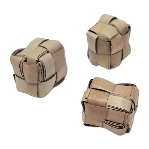 Copy of 3cm Palm Cube -