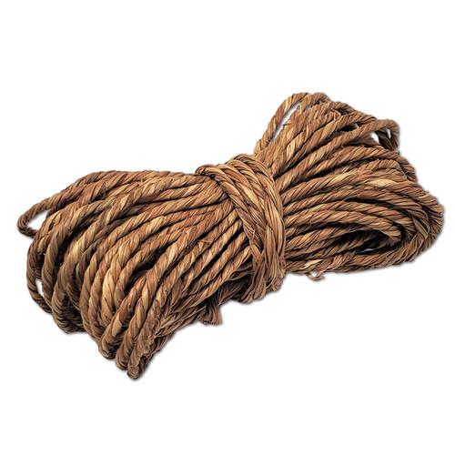 """1/8"""" Natural Jute Rope 50ft -"""