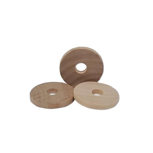 "1"" Wood Disc"