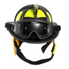 Cairns 880 Traditional Thermoplastic Fire Helmet (Black, White or Red)
