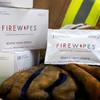 Firewipes Firefighter Skin Decontamination Wipes