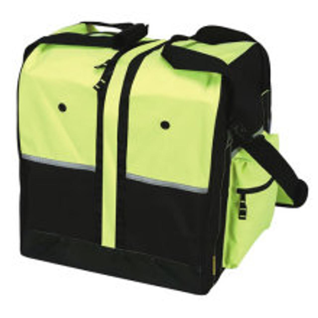 Hi Vis Step In Turnout Gear Bag