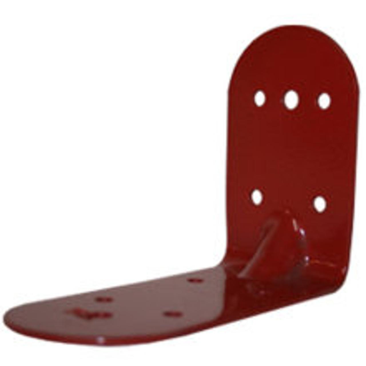Ziamatic Bracket - Red PVC coated NCM-BR
